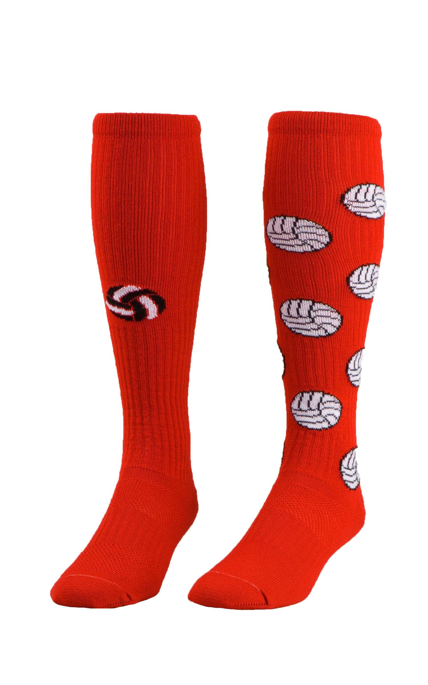 volleyball_custom volleyball sock